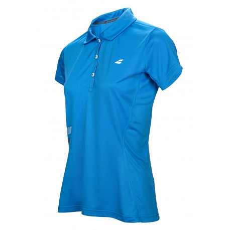 CORE CLUB POLO WOMEN Bleu Drive