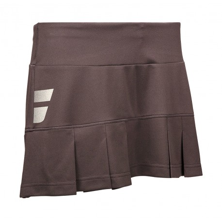 CORE LONG SKIRT WOMEN Gris Foncé