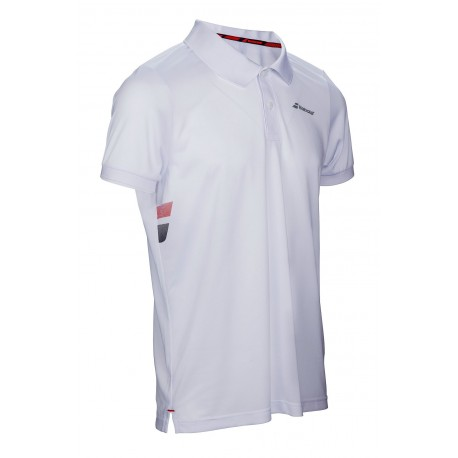 CORE CLUB POLO MEN Blanc
