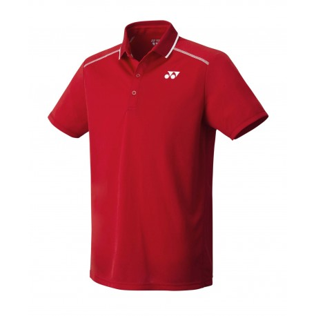 POLO TEAM MEN 10175 Rouge