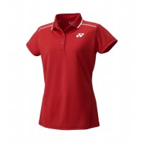 POLO TEAM WOMEN 20369 Rouge
