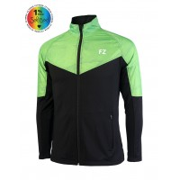 JACKET CLYDE MEN Noire/Verte
