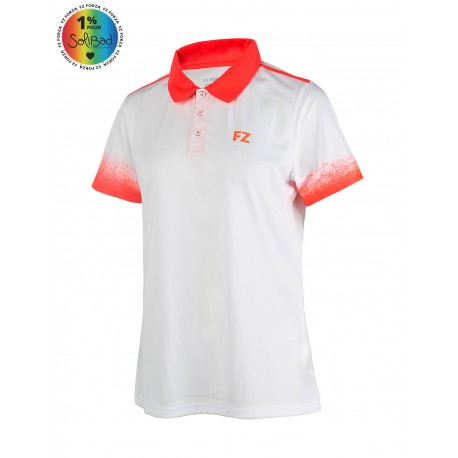 POLO DUDLEY WOMEN Blanc 2017