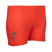 CORE SHORTY WOMEN Rouge Fluo 2017