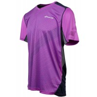 TEE-SHIRT V-NECK PERF MEN Radiant Orchid 2017