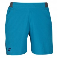 "PERF SHORT 7"" MEN Mosaïc Blue"