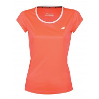 CORE FLAG TEE WOMEN Fluo Strike 2018