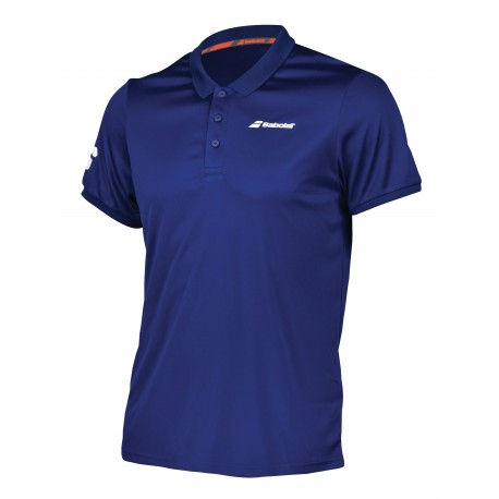 CORE CLUB POLO MEN Estate Blue 2018