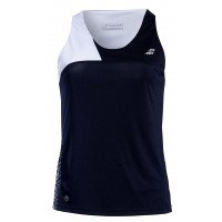 PERF TANK TOP WOMEN Black-White 2019