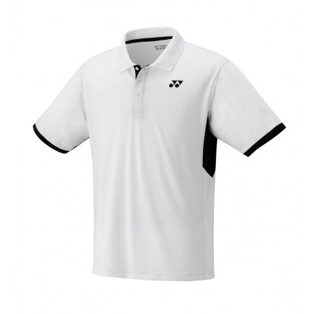 POLO YM0011EX MEN White 2019