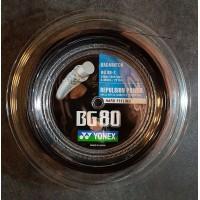 ESBB - POSE AVEC BG80 NOIR YONEX