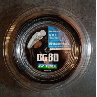 BCMJ - POSE AVEC BG80 NOIR YONEX