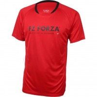 FZ BLING TEE MEN Chinese Red 2019