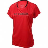 FZ BLINGLEY TEE WOMEN Chinese Red 2019