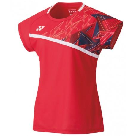 CREW NECK SHIRT WOMEN 20522EX Flash Red 2020