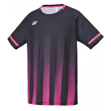 CREW NECK SHIRT MEN 10332 Black Pink 2020