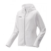 FULL ZIP HOODIE WOMEN 57051 White 2020