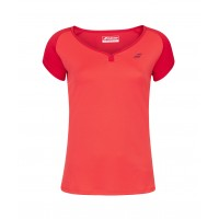 PLAY CAP SLEEVE TOP WOMEN Tomato Red 2020