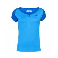 PLAY CAP SLEEVE TOP WOMEN Blue Aster 2020