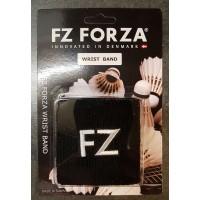 FZ POIGNETS WITH LOGO x2 Noirs