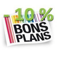 Bons Plans - 10 % ! et +